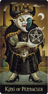 Pentacles King