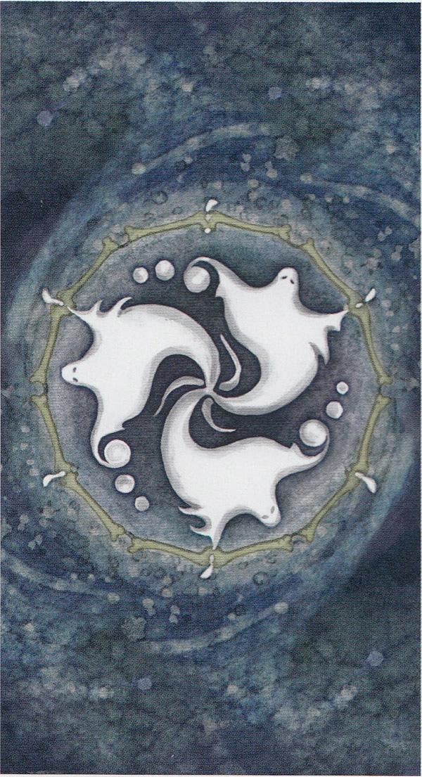 Ghosts and Spirits Tarot – Sách Hướng Dẫn