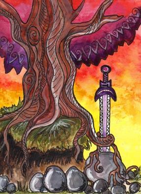 Tarot of Trees – Sách Hướng Dẫn