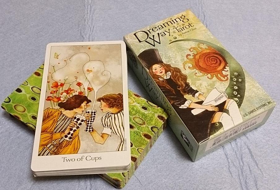 Dreaming Way Tarot – Sách Hướng Dẫn