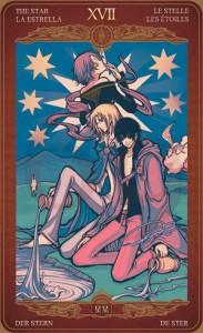 Ý nghĩa lá bài The Star trong bộ Oze69 Watchers Tarot