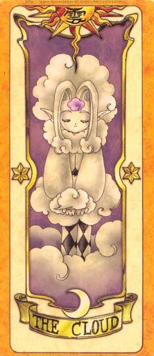 Thẻ bài The Cloud - Clow Cards