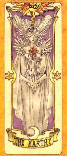 Thẻ bài The Earthy - Clow Cards