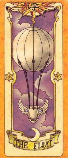 Thẻ bài The Float - Clow Cards