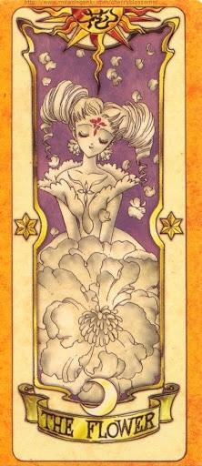 Thẻ bài The Flower - Clow Cards