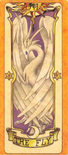 Thẻ bài The Fly - Clow Cards
