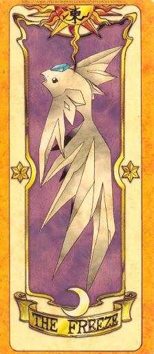 Thẻ bài The Freeze - Clow Cards