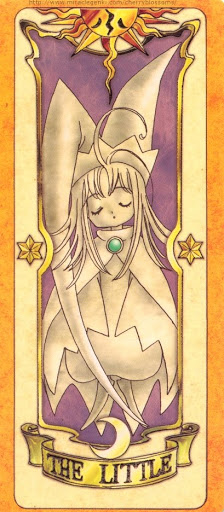 Thẻ bài The Little - Clow Cards