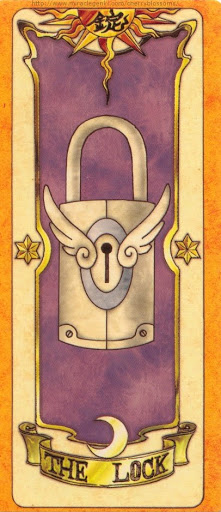 Thẻ bài The Lock - Clow Cards