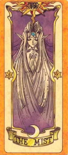 Thẻ bài The Mist - Clow Cards
