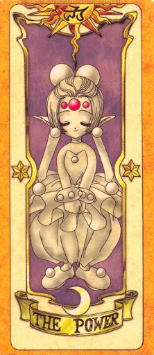 Thẻ bài The Power - Clow Cards
