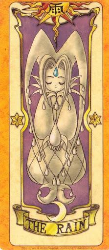 Thẻ bài The Rain - Clow Cards
