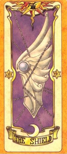 Thẻ bài The Shield - Clow Cards