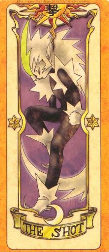 Thẻ bài The Shot - Clow Cards