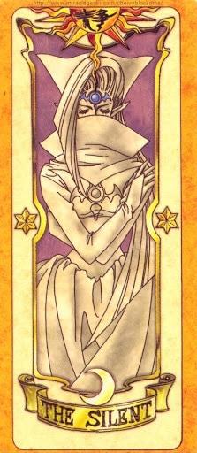 Thẻ bài The Silent - Clow Cards