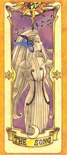 Thẻ bài The Song - Clow Cards