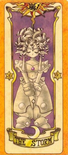Thẻ bài The Storm - Clow Cards
