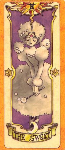 Thẻ bài The Sweet - Clow Cards