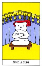 Hình Ảnh Gummy Bear Tarot - Sách Hướng Dẫn Kênh Kiến Thức Và Tri Thức