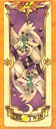 Thẻ bài The Twin - Clow Cards