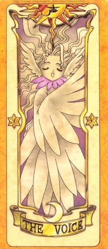 Thẻ bài The Voice - Clow Cards
