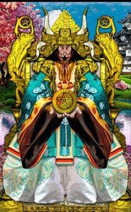 King of Pentacles 1