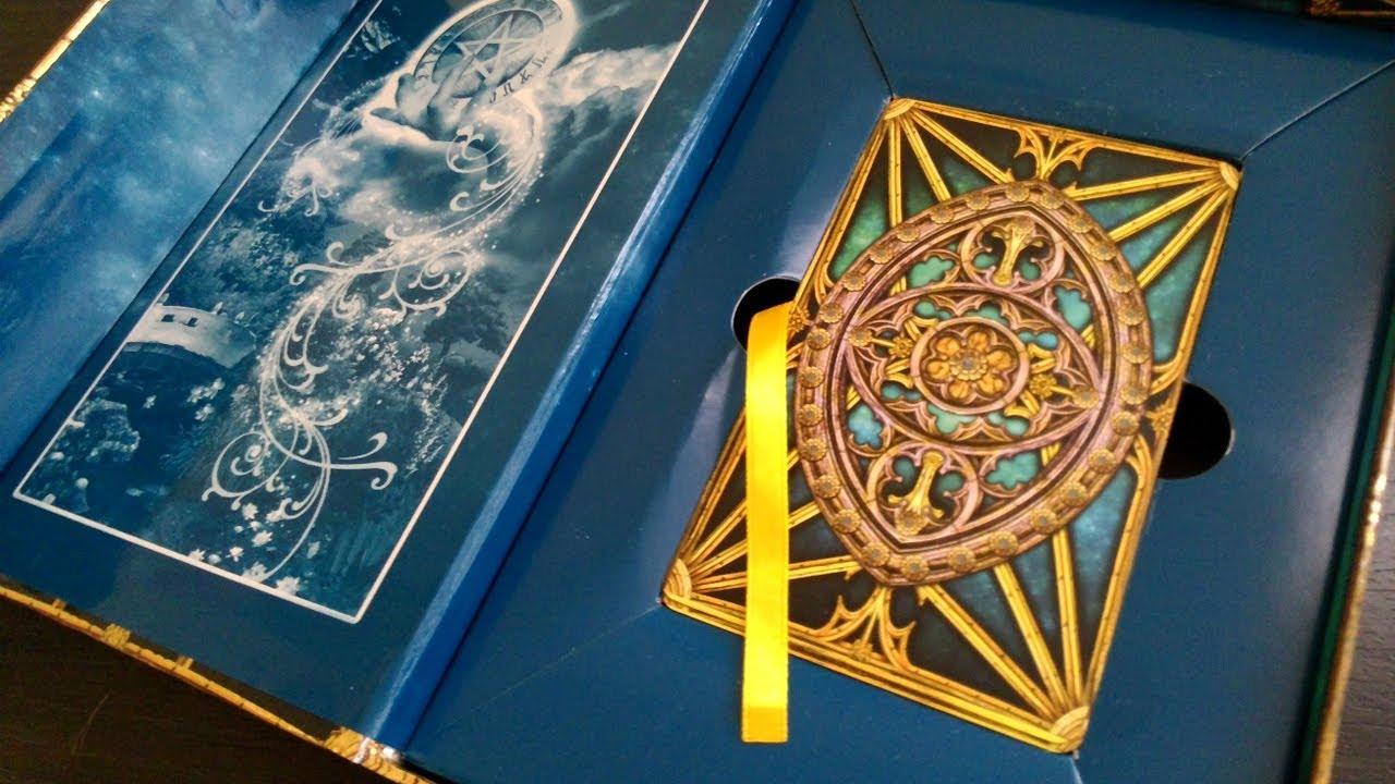 Tarot Illuminati – Sách Hướng Dẫn