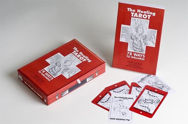 Dùng Tarot Để Dự Đoán Vấn Đề Sức Khỏe