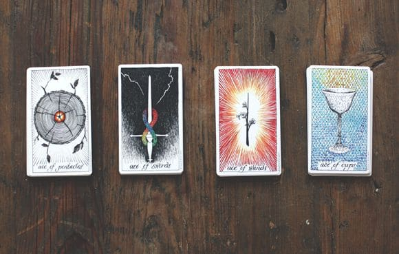 Wild Unknown Tarot 4e