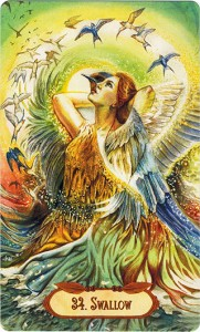 Winged Enchantment Oracle 34