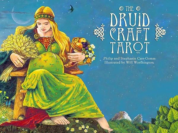 Druidcraft Tarot – Sách Hướng Dẫn