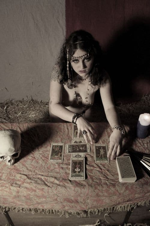 Event Online 4 – Tarot and Reader