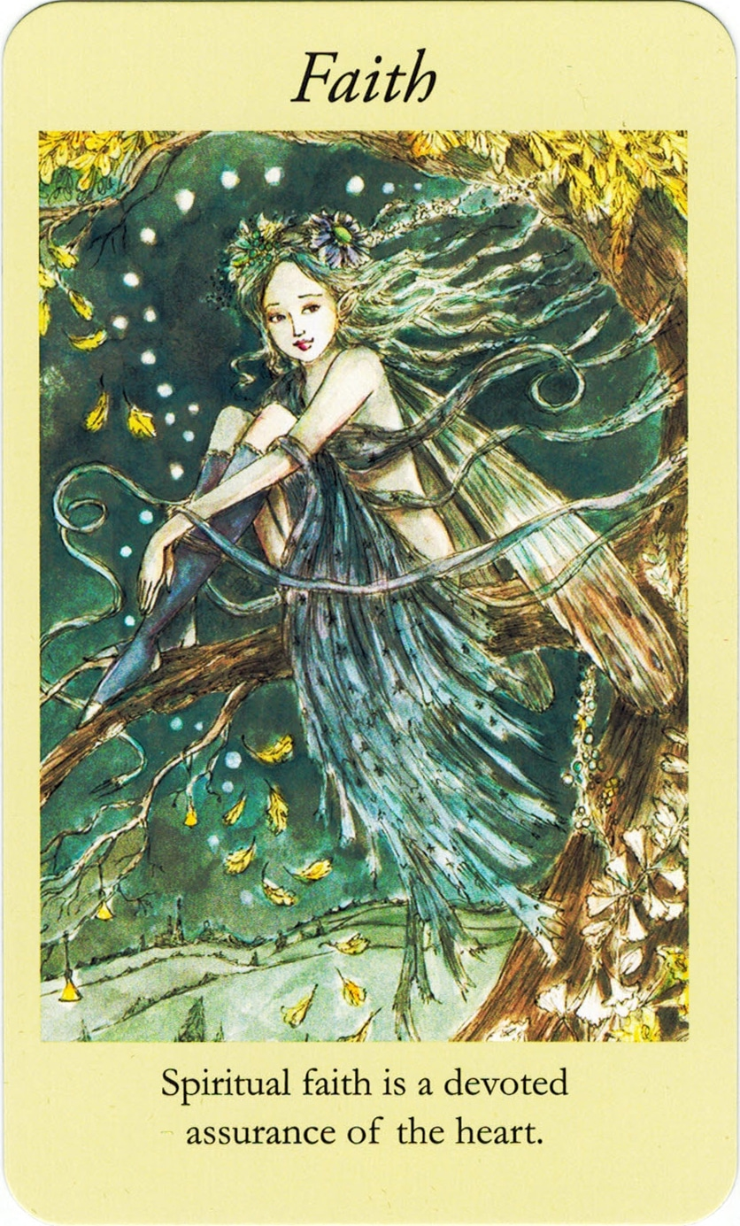 Lá Faith – The Faerie Guidance Oracle