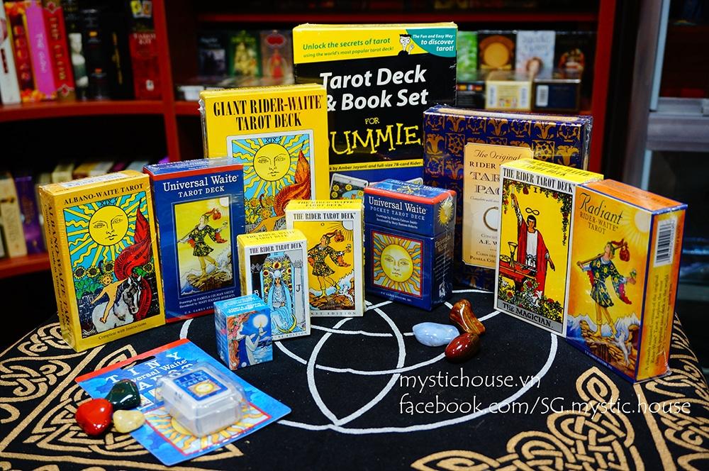 Hướng Dẫn Chọn Bài Tarot Phù Hợp