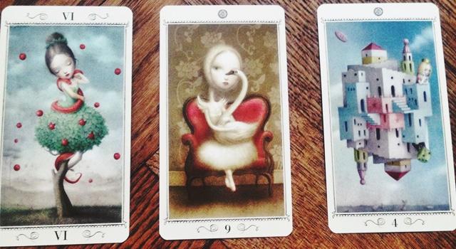 Nicoletta Ceccoli Tarot – Sách Hướng Dẫn