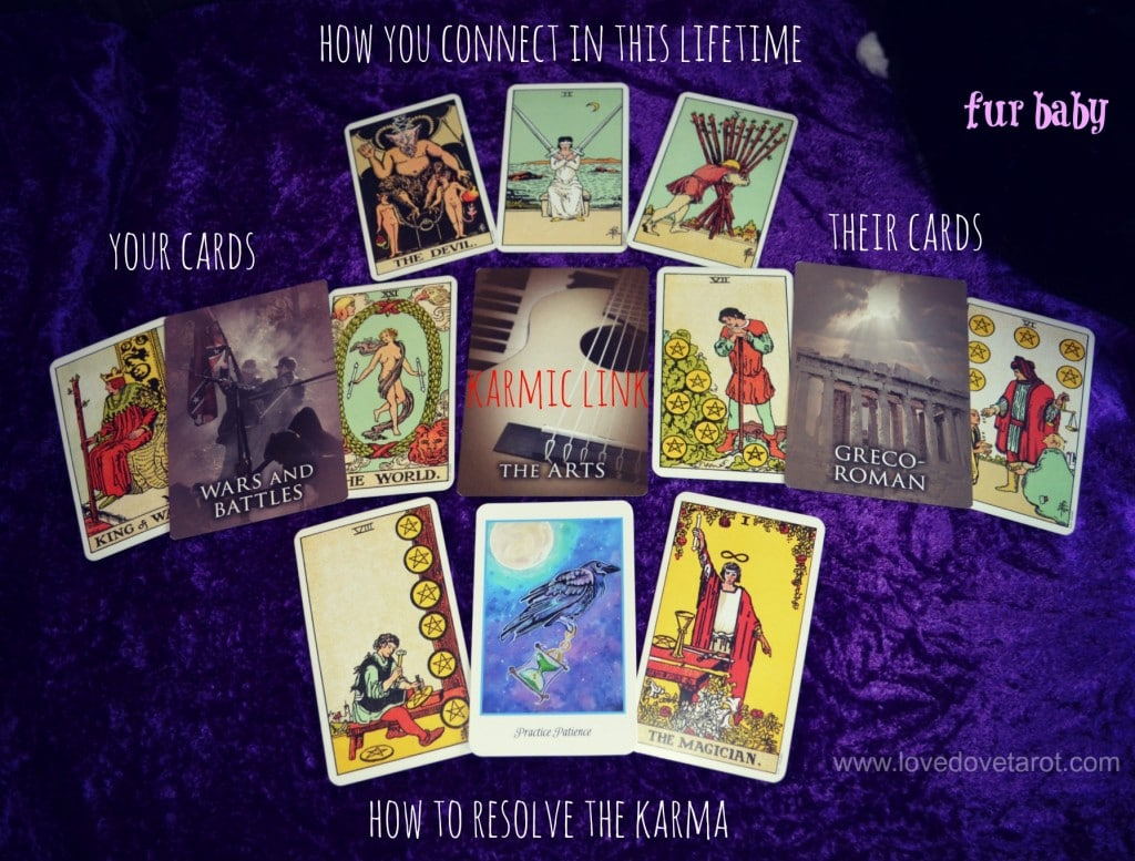 karmic-relationship-mixed-oracle-tarot-spread