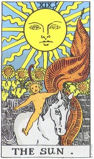 Ý Nghĩa Biểu Tượng 78 Lá Bài Tarot – The Sun