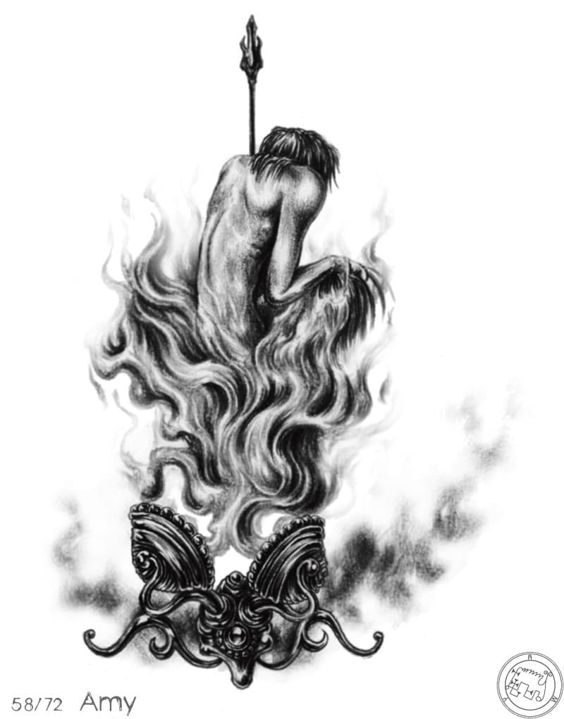 72 Con Quỷ Của Vua Solomon – AMY