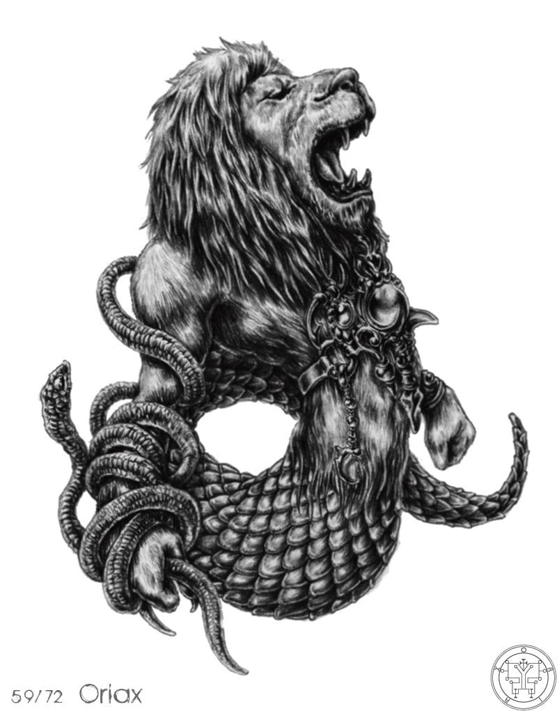 72 Con Quỷ Của Vua Solomon – ORIAS