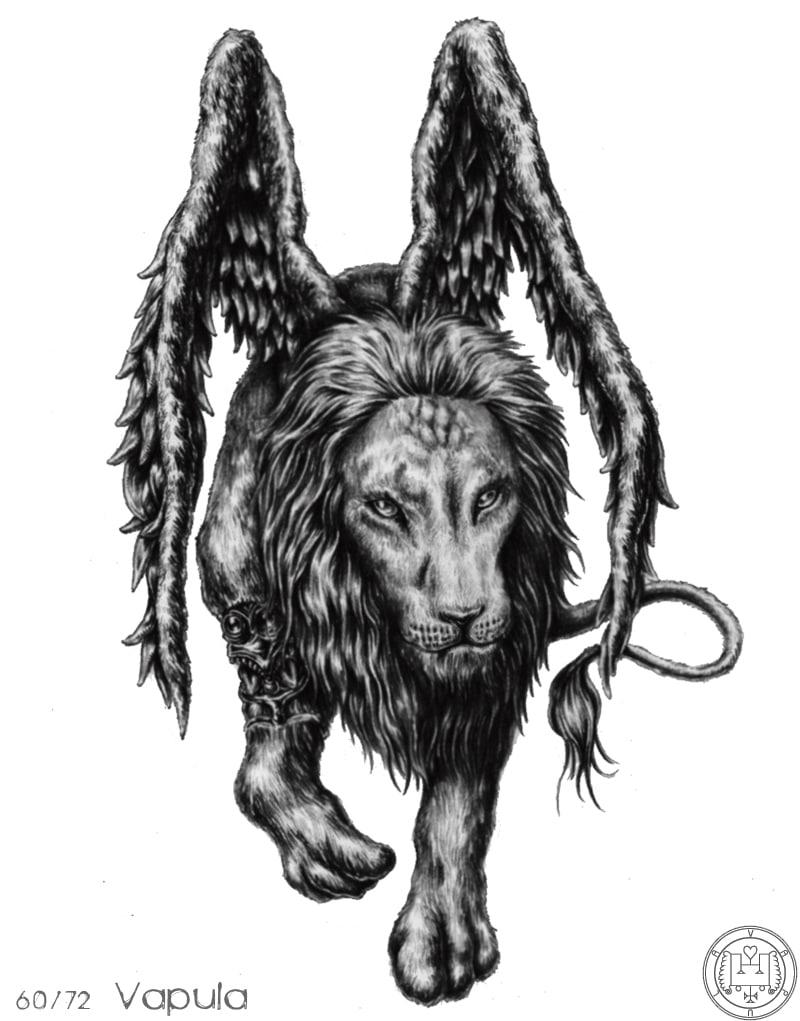 72 Con Quỷ Của Vua Solomon – VAPULA