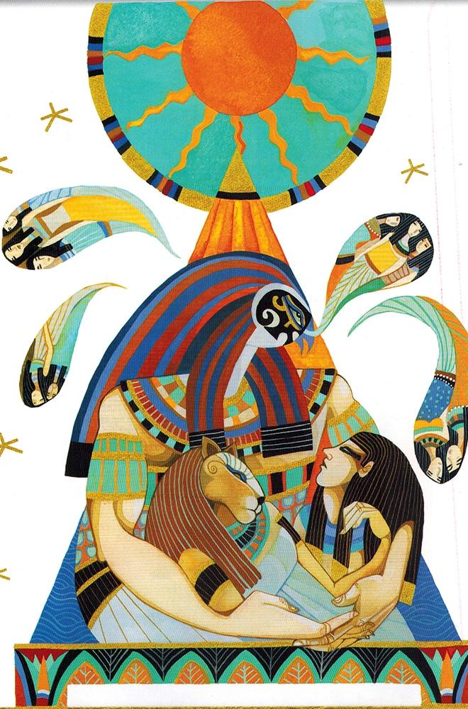 Thần Thoại Ai Cập – Sự Xuất Hiện Của Loài Người