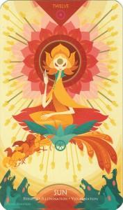 Cosmos Tarot & Oracle - Sách Hướng Dẫn 12