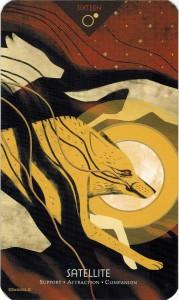 Cosmos Tarot & Oracle - Sách Hướng Dẫn 16