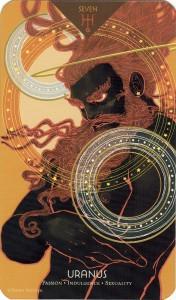 Cosmos Tarot & Oracle - Sách Hướng Dẫn 7