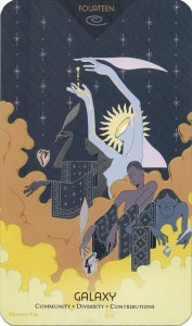 Cosmos Tarot & Oracle - Sách Hướng Dẫn 14