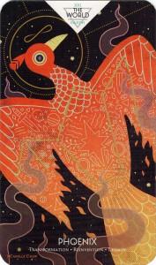 Cosmos Tarot & Oracle - Sách Hướng Dẫn 44