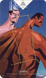 Cosmos Tarot & Oracle - Sách Hướng Dẫn 42