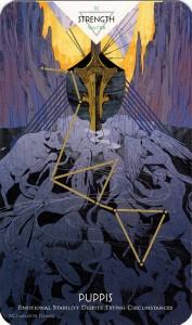 Cosmos Tarot & Oracle - Sách Hướng Dẫn 34