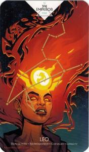 Cosmos Tarot & Oracle - Sách Hướng Dẫn 27