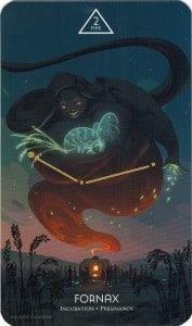 Cosmos Tarot & Oracle - Sách Hướng Dẫn 46